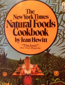 Natural Foods Cookbook cover