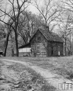 cabin public domain Life images