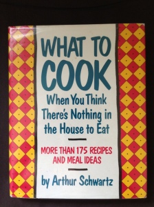 What to Cook